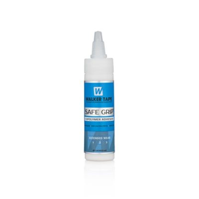 Image of Walker Tape Safe Grip Adhesive White Co Polymer Glue for Wigs and Hair Systems