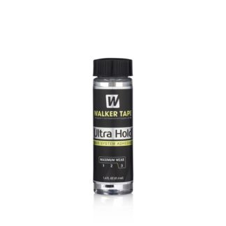 Image of Walker Tape Ultra Hold Hair Adhesive 1.4fl oz maximum hold glue for Wigs and Hair Systems