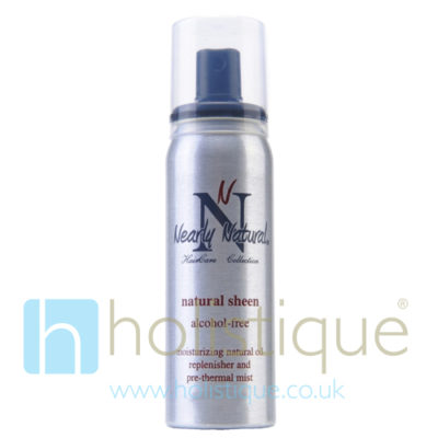 Photo of Nearly Natural Sheen Pre thermal moisture mist