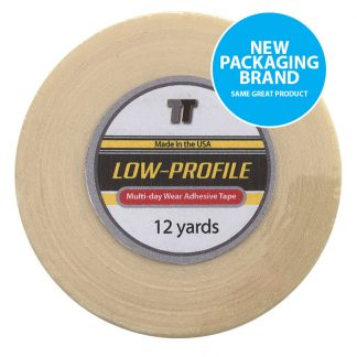 Image of Supertape Low Profile Multi day wear Hair System Wig tape