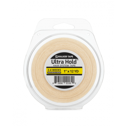 Walker Tape Ultra Hold 12 Yards Wig and Hair System Tape Image