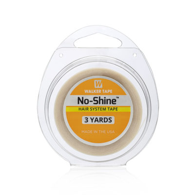 Walker Tape No-Shine Tape 3-Yrds for Hair Systems