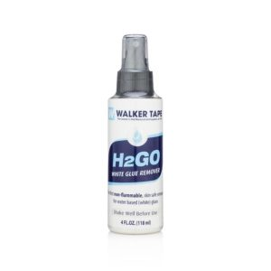 Walker Tape H2GO White Glue Adhesive Remover 4oz image