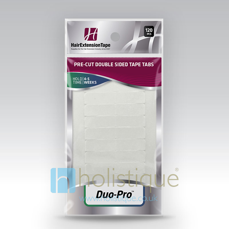 Walker Tape Duo-Pro Hair Extension Double-sided Tape Tabs x 120 product image