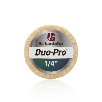 Walker Tape Duo-Pro Hair Extension Tape Rolls Quarter Inch 13x1800mm image