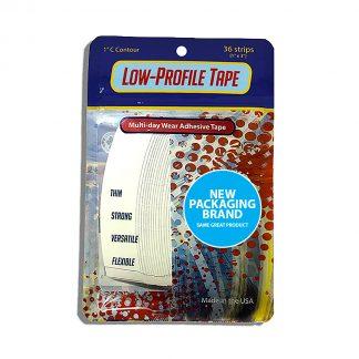 Supertape Low-Profile C Contours by True Tape