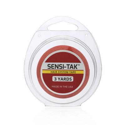 Walker Tape Sensi-Tak Red Wig Hair System Tape 3 Yards Roll image