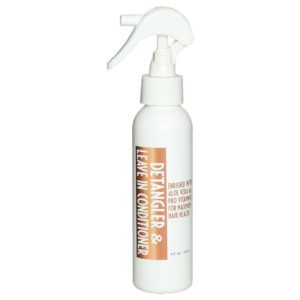 true tape detangler & leave in conditioner spray image