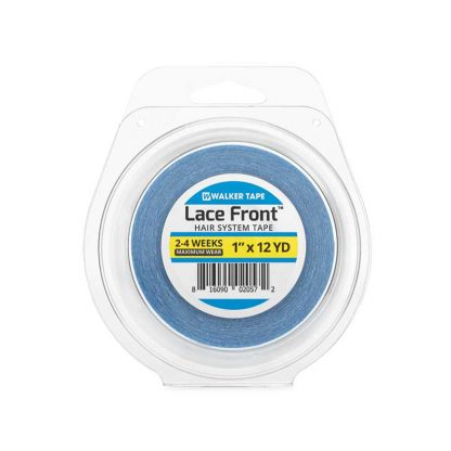 Walker Tape Lace Front 12 Yards Roll Wig Tape
