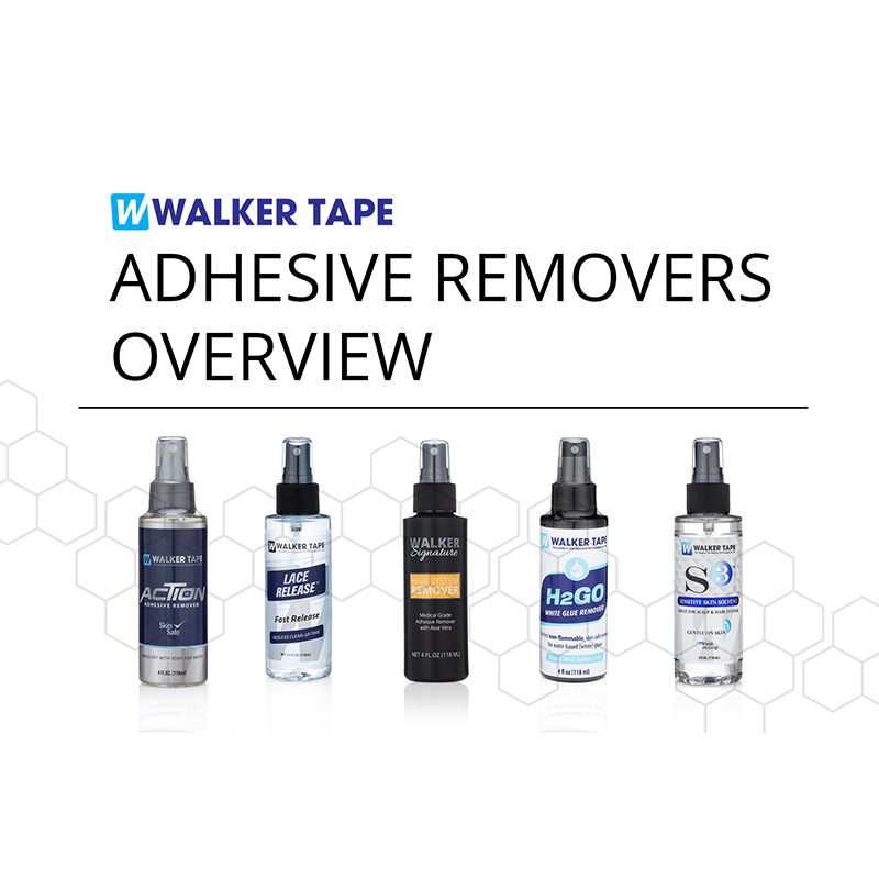 Walker Tape Adhesive Removers Overview image